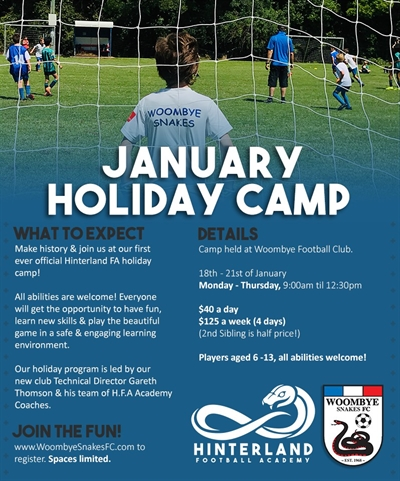 Holiday  Camp  Jan